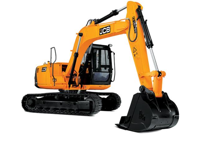 United Motors JS120 Construction Equipment