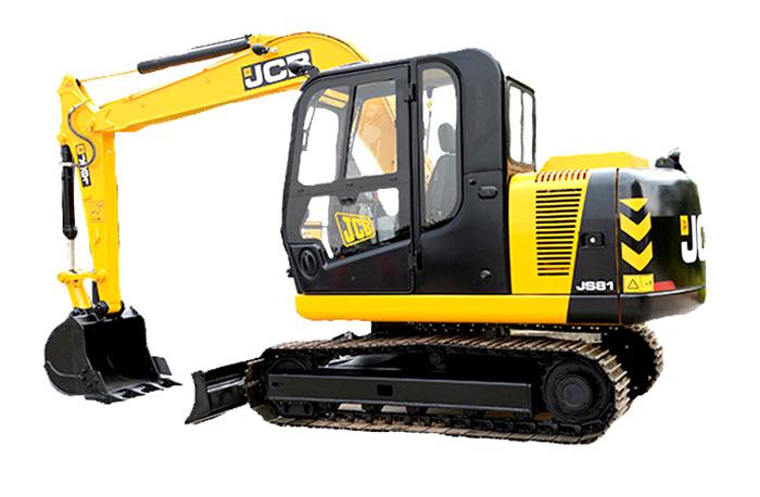 United Motors JS81 Construction Equipment
