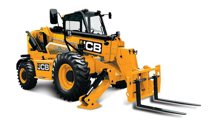United Motors Loadall 530-110 Construction Equipment
