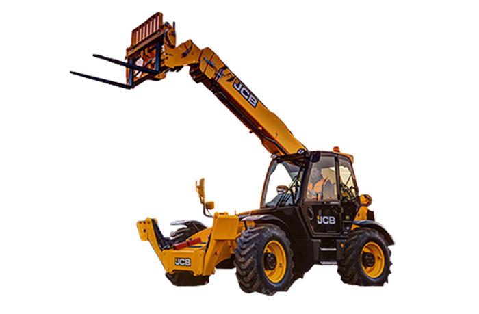 United Motors Loadall 535-125 HI-VIZ Construction Equipment