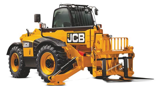 United Motors Loadall 540-140 HI-VIZ Construction Equipment