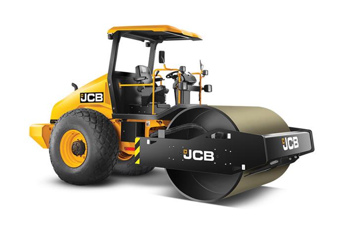 United Motors Soil Compactor JCB116 Construction Equipment