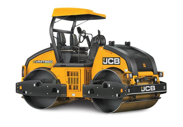 United Motors Tandem Roller VMT 860 Construction Equipment