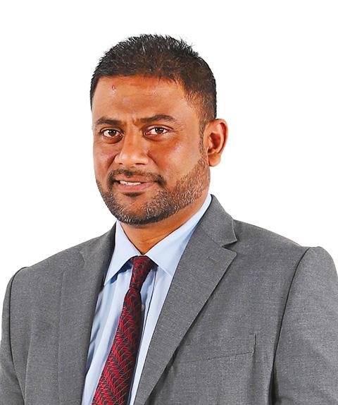 Profile Pic for Mr. Dimuthu Udugamasooriya