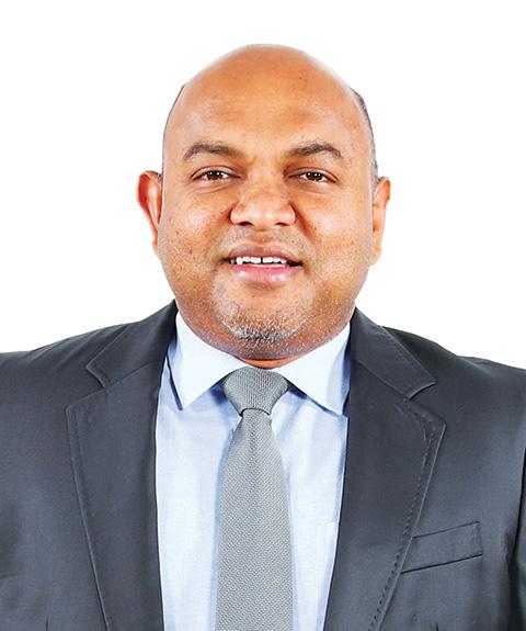 Profile Pic for Mr. Mahesh Gunatilaka