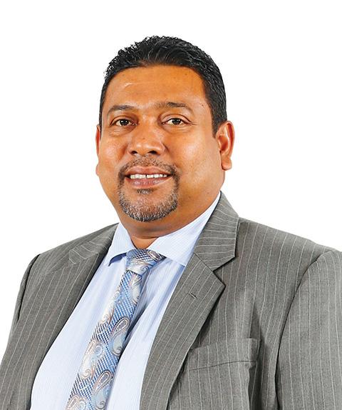 Profile Pic for Mr. Raveendra Siriwardene
