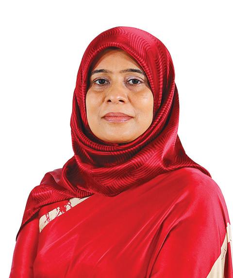 Profile Pic for Mrs. Rinoza Hisham