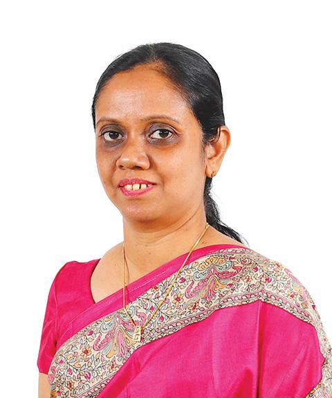 Profile Pic for Ms. Sureshini Fernando